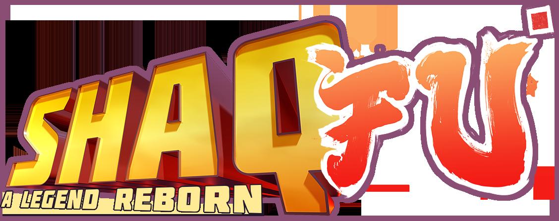 Shaq fu logo