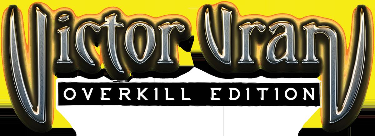 Victor Vran logo
