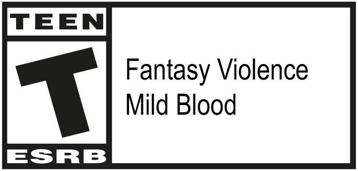 ESRB - Fantasy Violence Mild Blood
