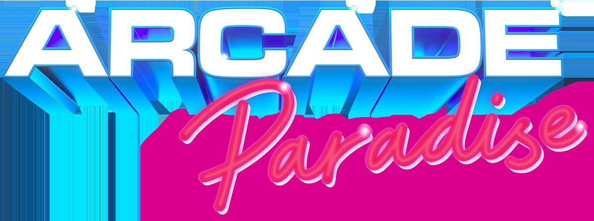 Arcade Paradise logo