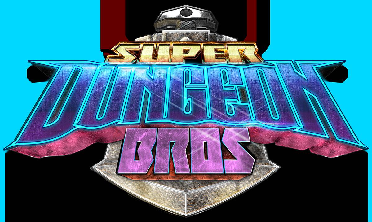 Super Dungeon Bros logo