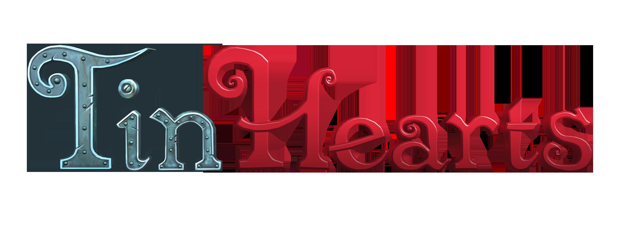 Tin Hearts logo