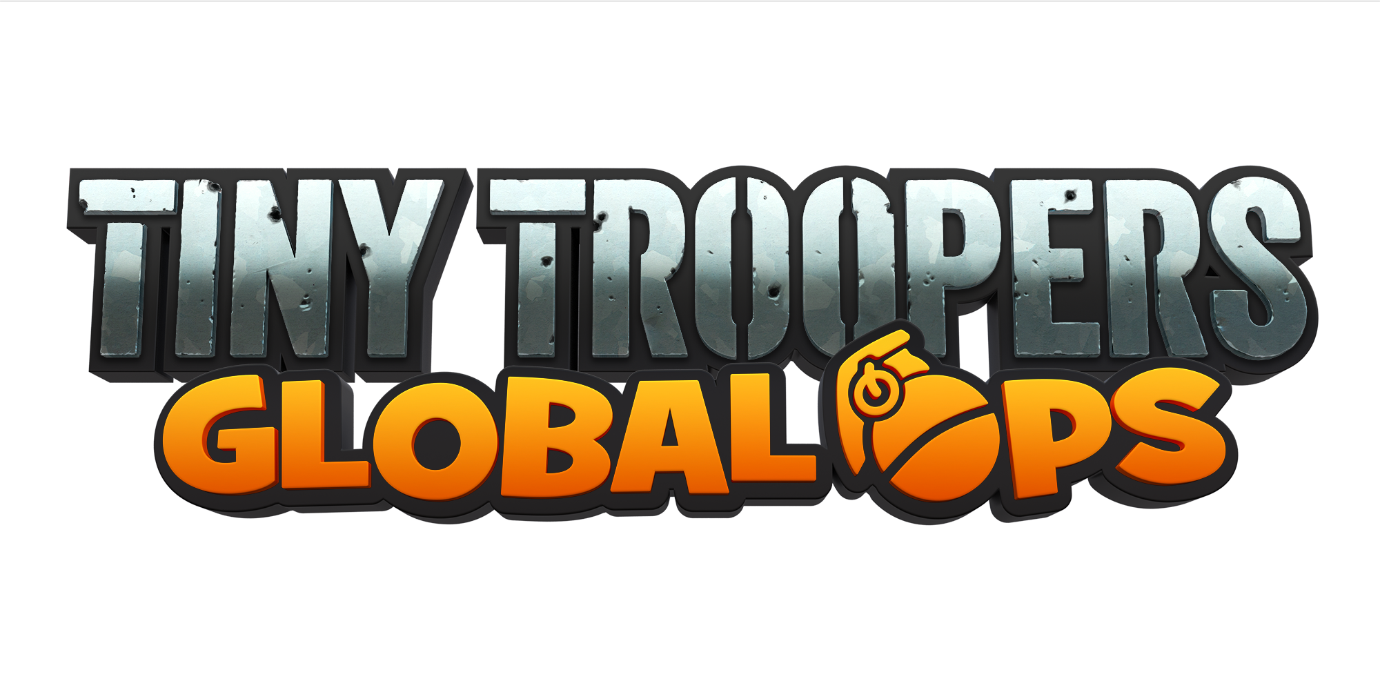 Tiny Troopers Global Ops logo